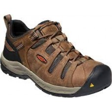 KEEN Utility 1023268 - Men's - Flint II Steel Toe - Shitake/Rust