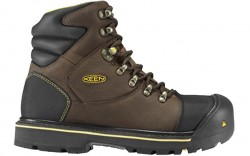 KEEN Utility 1007976 - Men's - Milwaukee 6 Inch - Slate Black