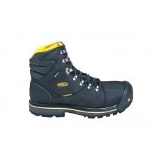 KEEN Utility 1009173 - Men's - Milwaukee Waterproof Steel Toe - Black