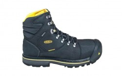 KEEN Utility 1009173 - Men's - Milwaukee Waterproof Steel Toe - Black