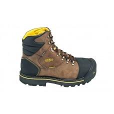 KEEN Utility 1009174 - Men's - Milwaukee Waterproof Steel Toe - Dark Earth