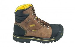 KEEN Utility 1009174 - Men's - Milwaukee Waterproof Steel Toe - Dark Earth