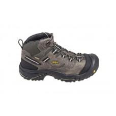 KEEN Utility 1011243 - Men's - Braddock Mid Waterproof Steel Toe - Gargoyle/Forest Night