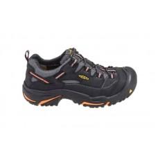 KEEN Utility 1011244 - Men's - Braddock Low Steel Toe- Black/Bossa Nova