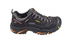 KEEN Utility 1011244 - Men's - Braddock Low Steel Toe- Black/Bossa Nova