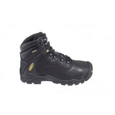 KEEN Utility 1011357 - Men's - Louisville 6 Inch Steel Toe - Black