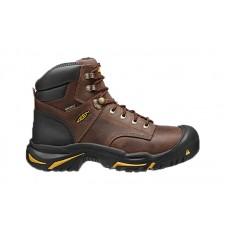 KEEN Utility 1013258 - Men's - Mt. Vernon 6 Inch Steel Toe - Cascade Brown