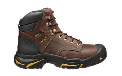 KEEN Utility 1013258 - Men's - Mt. Vernon 6 Inch Steel Toe - Cascade Brown