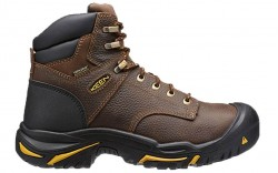 KEEN Utility 1014600 - Men's - Mt Vernon 6 Inch Soft Toe - Cascade Brown