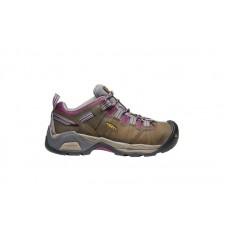 KEEN Utility 1020036 -Women's - Detroit XT Steel Toe - Cascade Brown/Amaranth