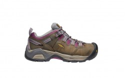 KEEN Utility 1020036 -Women's - Detroit XT Steel Toe - Cascade Brown/Amaranth