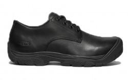 KEEN Utilty 1021321 - Men's - Kanteen Oxford - Soft Toe - Black/Black