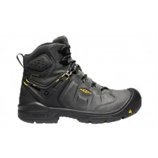 "KEEN Utility 1021469 - Men's - Dover - 6"" Waterproof Carbon-Fiber Toe - Magnet/Black"