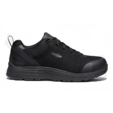KEEN Utility 1022100 - Men's - Sparta - Aluminum Toe - Black/Black
