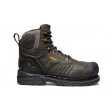 "KEEN Utility 1022167 - Men's - CSA Philadelphia - 6"" Waterproof Internal Met Guard Carbon-Fiber Toe - Cascade Brown/Black"