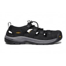KEEN Utility 1023225 - Men's - Atlanta II Cooler - Steel Toe - Black/Steel Grey