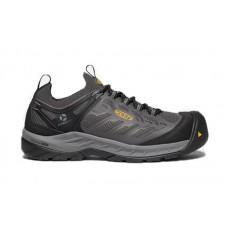 KEEN Utility 1023230 - Men's - Flint II Sport - Carbon-Fiber Toe - Forged Iron/Black
