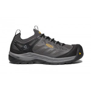 KEEN Utility 1023230 - Men's - Flint II Sport - Carbon-Fiber Toe - Forged Iron/Black