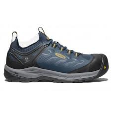 KEEN Utility 1023231 - Men's - Flint II Sport - Carbon-Fiber Toe - Midnight Navy/Steel Grey