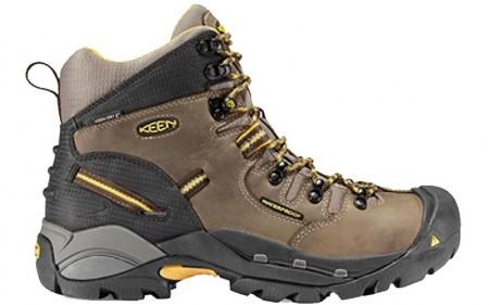 KEEN Utility 1007025 - Men's - Pittsburgh Waterproof Safety Toe Hiker