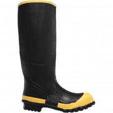 "LaCrosse 00101110 - Men's - 16"" Inch Premium Knee Boot Steel Toe - Black"