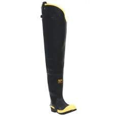 """LaCrosse 00109050 - Men's - 31"""" Insulated Storm Hip Boot - Black"""