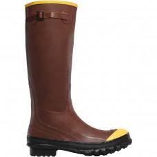 """LaCrosse 00223050 - Men's - 16"""" Pac Steel Toe - Rust"""