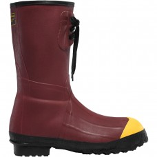 """LaCrosse 00223120 - Men's - 12"""" Pac Insulated Steel Toe  - Red"""