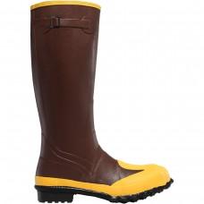 "LaCrosse 00227050 - Men's - 16"" Protecta Steel Toe - Rust"