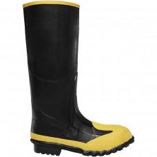 "LaCrosse 00228260 - Men's - 16"" Meta Steel Toe - Black"