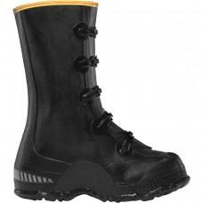 """LaCrosse 00267140 - Men's - 14"""" ZXT Buckle Deep Heel Overshoe - Black"""