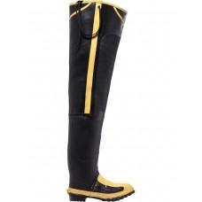 """LaCrosse 24509099 - Men's - 32"""" Met Hip Steel Toe - Black"""