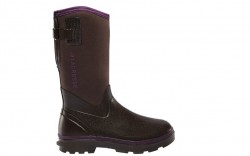 "Lacrosse 602241 - Women's - Alpha Range 12"" Chocolate/Plum 5.0MM"