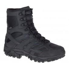"""Merrell J15845 - Men's - Moab 2 8"""" Tactical WP - Black"""
