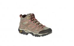 Merrell J06058W - Women's - Moab 2 Mid Waterproof - Bungee Cord Wide