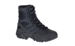 "Merrell J15845W - Men's - Moab 2 8"" Tactical WP Wide - Black"