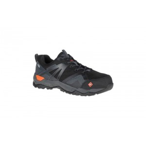 Merrell J17745W - Men's - Fullbench 2 ESD Steel Toe Wide - Black
