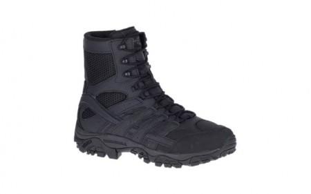 """Merrell J17781 - Men's - Moab 2 8"""" Tactical - Black"""