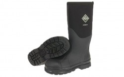 Muck CHS-000Am - Men's - Chore Steel Toe Hi - Black