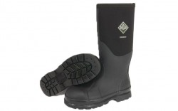 Muck CHS-000Aw - Women's - Chore Steel Toe Hi - Black