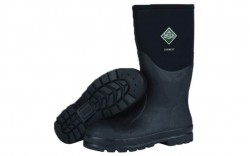 Muck CHS-METw - Women's - Chore Met Guard Steel Toe - Black