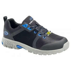 Nautilus 1310 - Men's - Zephyr ESD Alloy Toe - Black-Blue