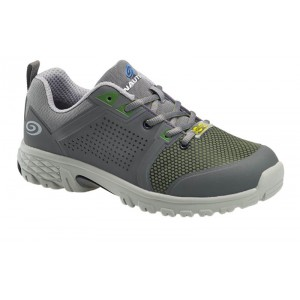 Nautilus 1311 - Men's - Zephyr ESD Alloy Toe - Grey-Green