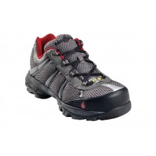 Nautilus N1343 - Men's - Athletic Steel Toe SD - Grey and Red
