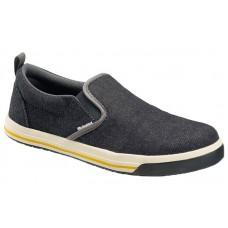 Nautilus 1430 - Men's - Westside Slip-On ESD Steel Toe- Black-Grey
