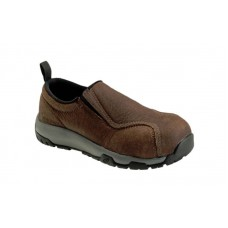 Nautilus N1657 - Men's - ESD Composite Toe Slip-On - Brown