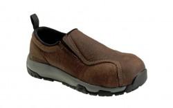 Nautilus 1657 - Men's - ESD Composite Toe Slip-On - Brown