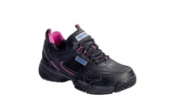 Nautilus 2151 - Women's - Athletic Steel Toe - Black/Pink