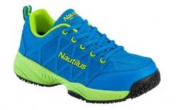 Nautilus 2154 - Women's - Athletic Composite Toe - Blue/Green