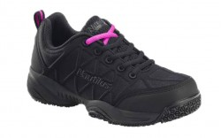 Nautilus 2158 - Women's  - Composite Toe - Slip Resistant - Athletic Shoe - Black